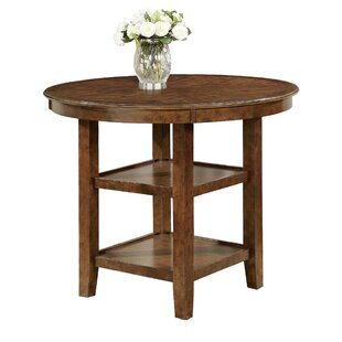 Cally Counter Height Dining Table Crown Mark
