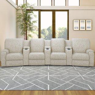 Podrick Home Theater Sectional By Wayfair Custom Upholstery™