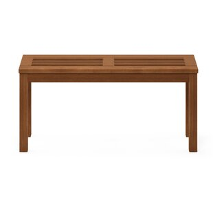 Arianna Wooden Picnic Bench By George Oliver
