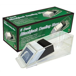 6 Deck Card Dispenser by Trademark Global