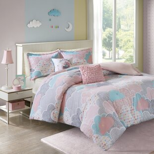 Kirts Cotton Printed Reversible Duvet Cover Set