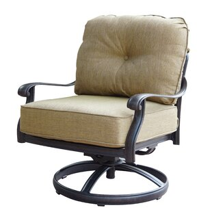 Lebanon Patio Chair with Cushion by Three Posts