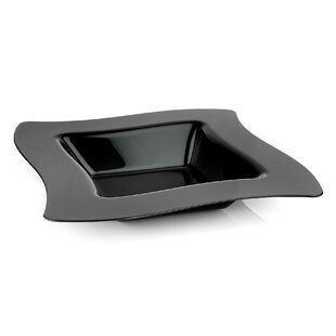 Wavetrends 5 oz. Square Wavy-Edge Bowl (Pack of 120)