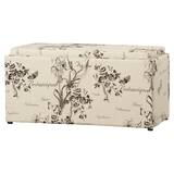 Orleans Upholstered Storage Bench