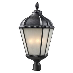 Savings Okelley Outdoor 1-Light 121.5 Post Light By Andover Mills