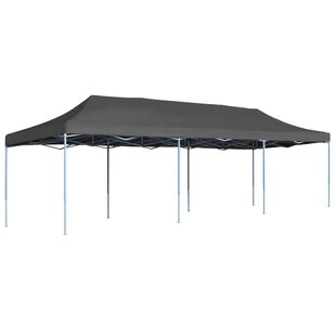 9m X 3m Steel Pop-Up Party Tent By Freeport Park