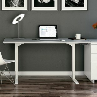 Centro Lift Adjustable Standing Desk by BDI No Copoun