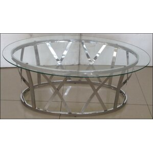 Chu Coffee Table by Simmons Casegoods by Orr..