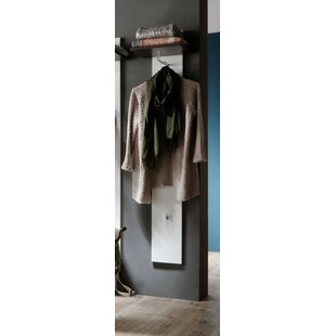 Allegro Wall Mounted Coat Rack By 17 Stories