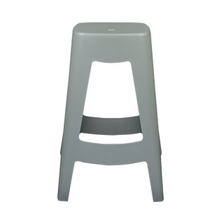 Wisconsin Bar Stool (Set of 4) by Ebern D..