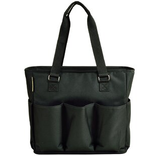 3 Can Large Insulated Multi Pocket Tote Cooler
