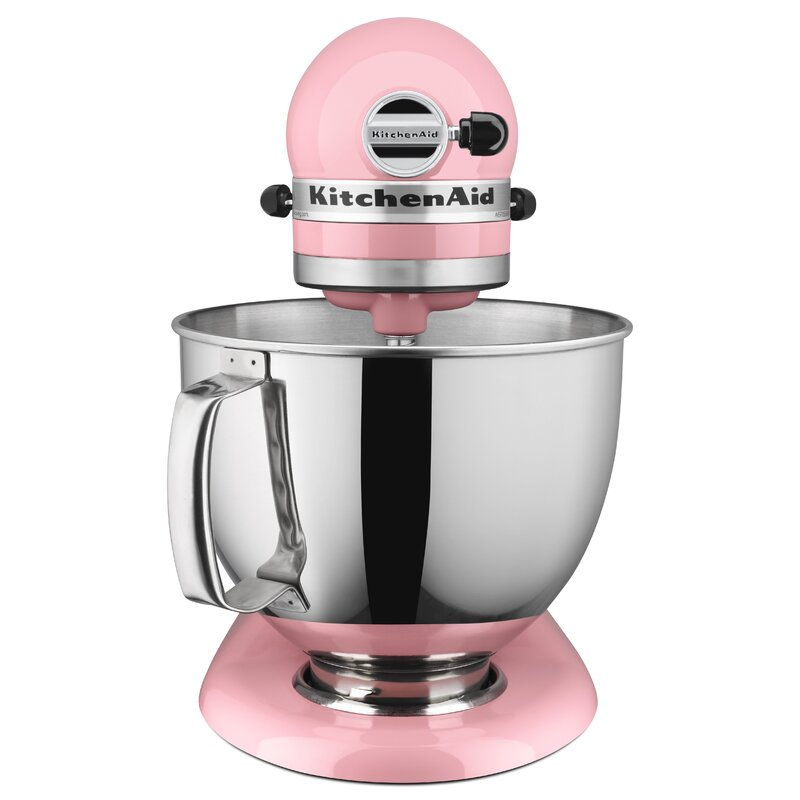 Kitchenaid Artisan Series 10 Speed 5 Qt Stand Mixer Reviews Wayfair