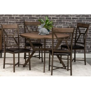 Villar 5 Piece Dining Set