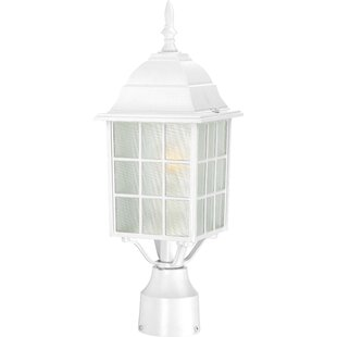 Bargain Sorrells Outdoor 1-Light Lantern Head By Charlton Home