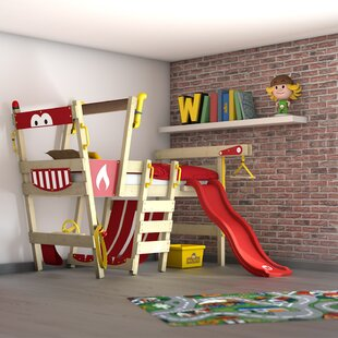 WICKEY Childrens High Sleeper Beds