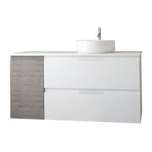 Carnarvon 1090mm Wall Hung Single Vanity Unit By Belfry Bathroom