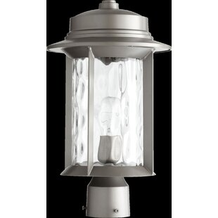 Reviews Osmond 1-Light Lantern Head By Three Posts