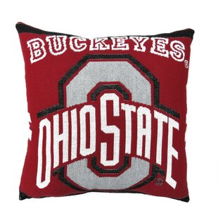 NCAA College Throw Pillow By The Northwest Company