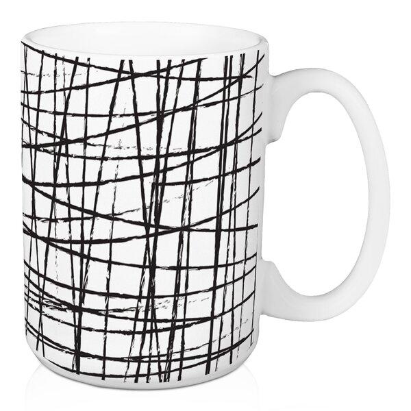 Wrought Studio Ingham Lines Coffee Mug Wayfair