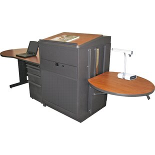 Vizion Teacher's Desk by Marvel Office Furniture