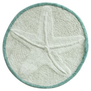 Gayle Starfish Bath Rug By Highland Dunes