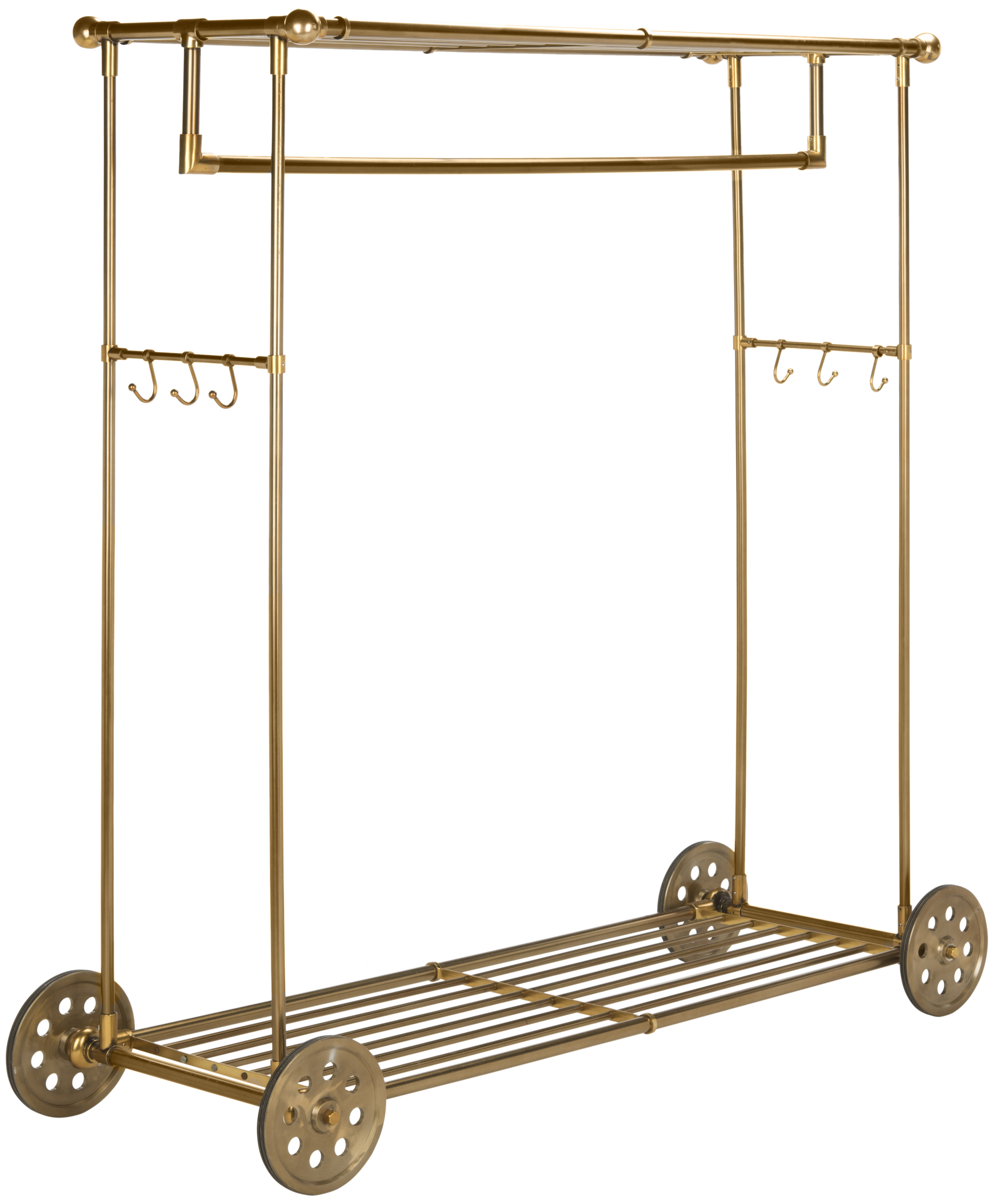 garment sale rack clothes decorative clothing for s rolling australia metal racks