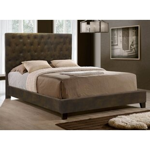 Rivers Upholstered Panel Bed
