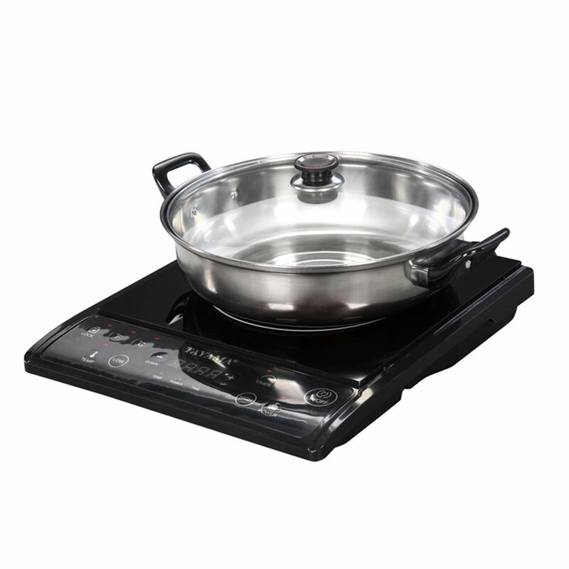 Tayama Induction Cooker With Cooking