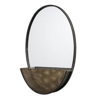 Williston Forge Brunet Subban Wall Accent Mirror