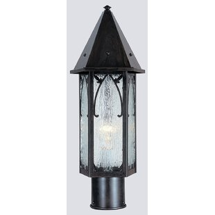 Saint George 1-Light Lantern Head by Arroyo Craftsman