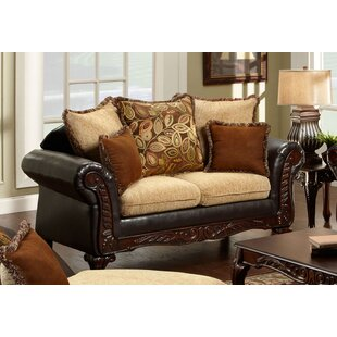 Luro Loveseat by Astoria Grand Reviews