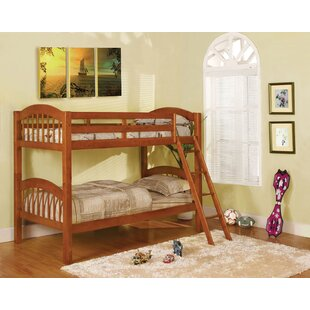 Stubbs Twin Bunk Bed by Harriet Bee Looking for
