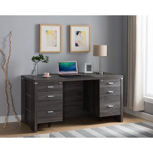 Quintara Heavy Duty Wooden Workstation Credenza desk