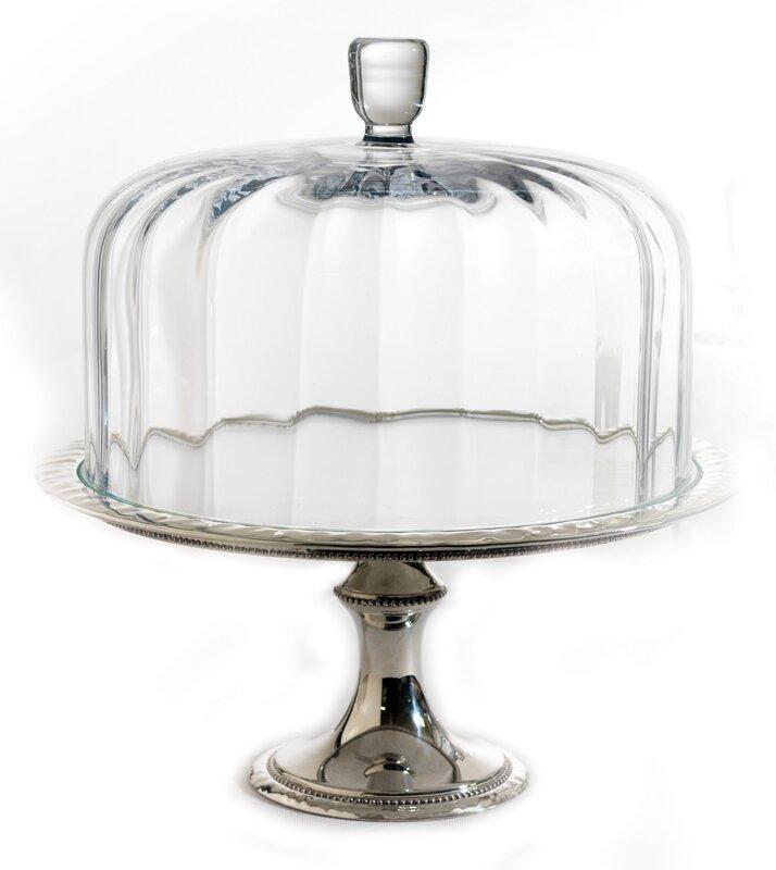 Heritage Austin Cake Dome  sc 1 st  Wayfair & Reed \u0026 Barton Heritage Austin Cake Dome \u0026 Reviews | Wayfair