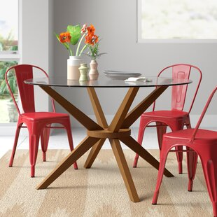 Cassidy Solid Wood Dining Table