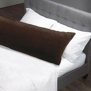 Faux Fur Body Pillow Case