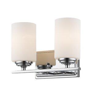 Beegle 2-Light Vanity Light by Fleur De Lis Living