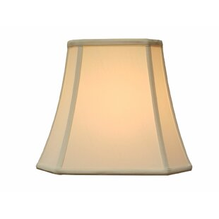 Square Cut Corner 11 Silk Bell Lamp Shade
