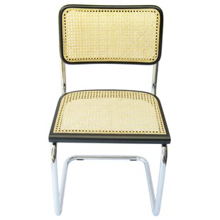 Cane Dining Chair by Breuer Chair Company