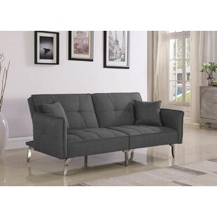 Shop Brokaw Convertible Sofa by Orren Ellis
