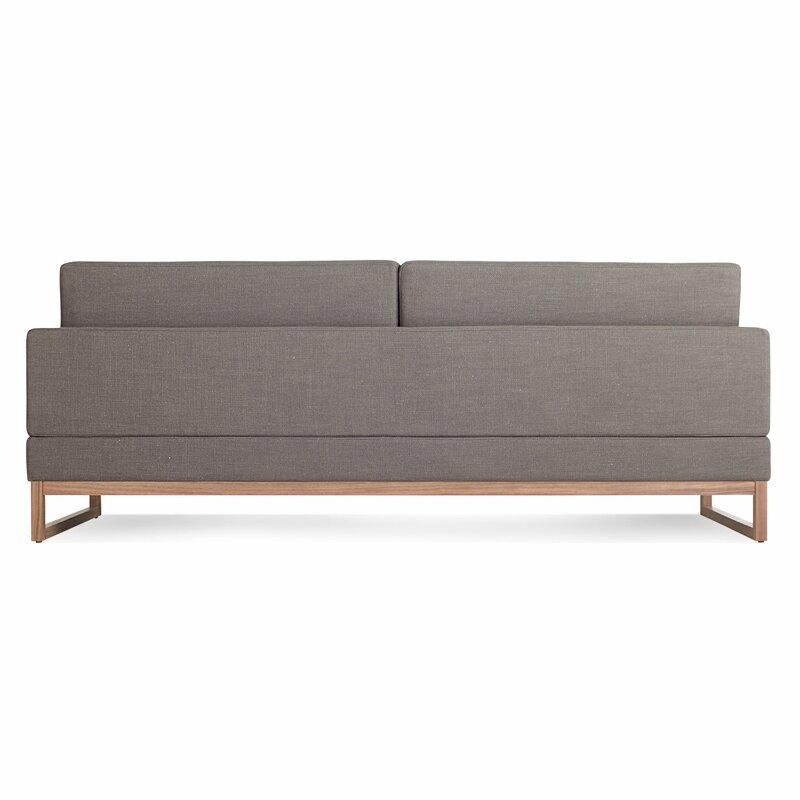 Diplomat Convertible Sleeper Sofa & Reviews   AllModern
