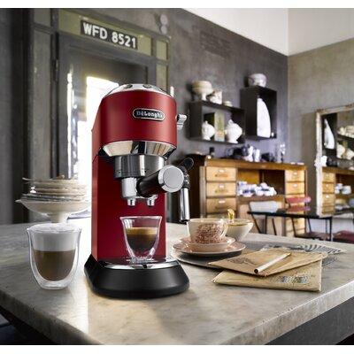 DeLonghi 1-Cup Pump Espresso Machine Coffee Maker DeLonghi