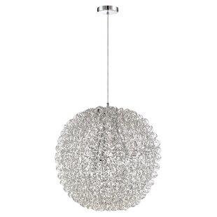 Orren Ellis Coletta 6-Light Globe Chandel..