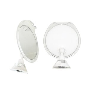 Find the perfect Florida Fogless Suction Makeup/Shaving Mirror BySymple Stuff