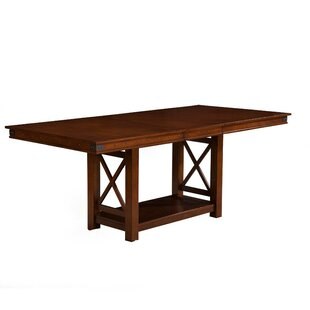 Andruska Extension Counter Height Dining Table Gracie Oaks