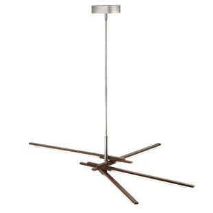 Ivy Bronx Columbiana 4-Lights LED Novelty Pendant