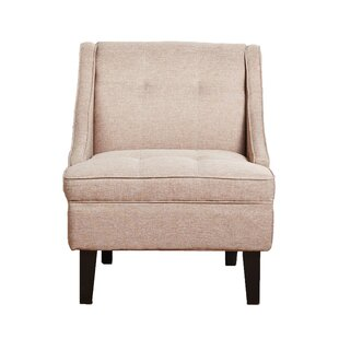 Goodloe Slipper Chair by Charlton Home