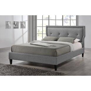 Hysley Upholstered Platform Bed