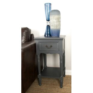 Affordable Price Lacordaire 1 Drawer Nightstand By August Grove