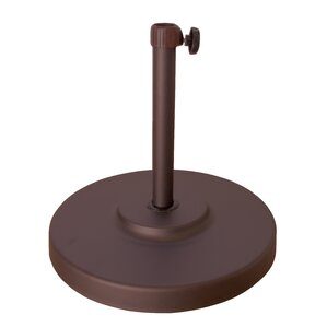 april free standing umbrella base - Patio Umbrella Base